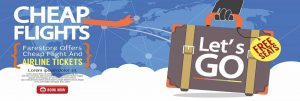Flights Cheap Tickets, Compare 600 Cheap Airline and Travel sites to help you find Cheap Flights and Book your Tickets for low Coste.