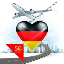 Cheap Flights to Germany $Berlin $Hamburg - Dusseldorf Book Tickets