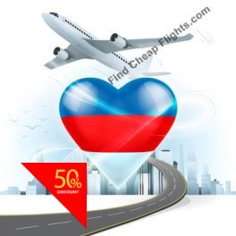Cheap Flights to Moscow Russia