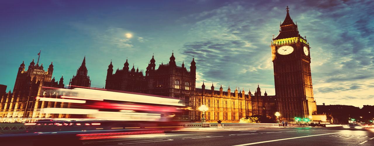 Cheap Flights to England London